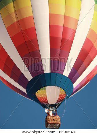 Santa's Hotair Balloon
