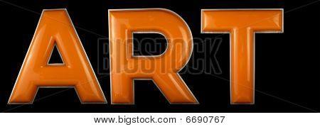 Art Signage