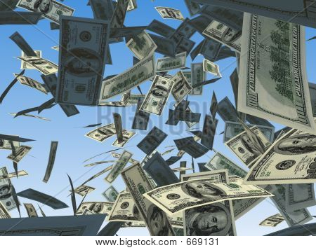 Sinkende Geld 4
