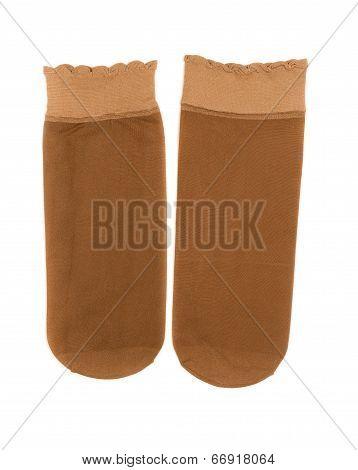 Female Nylon Socks