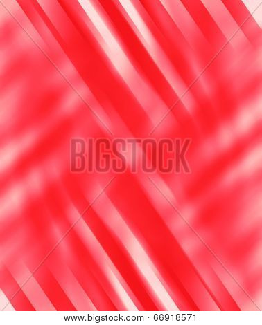 Abstract Line And Curve Red Background