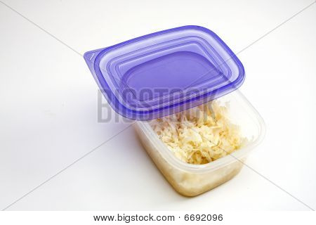 Reusable Storage Container For Leftover Food