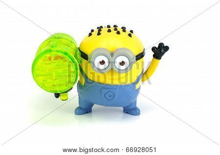 Minion Jerry Whistle
