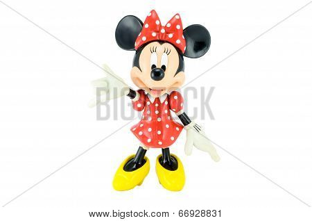 Minnie mouse from disney
