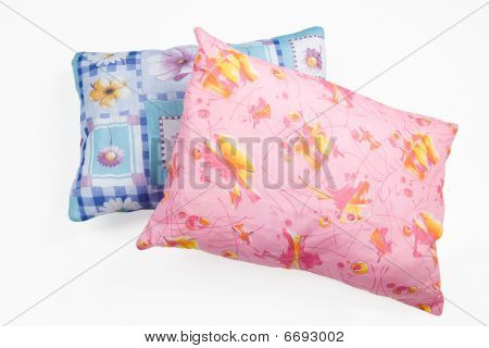 Isolated Pillows