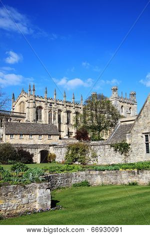 Christ Church College Oxford University