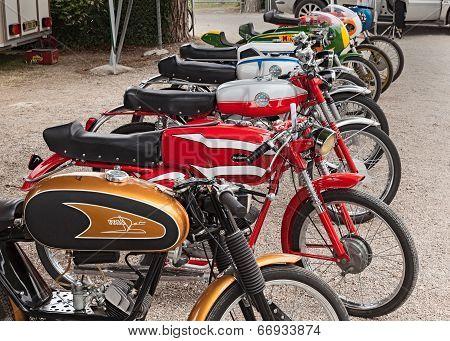 Vintage Italian Mopeds