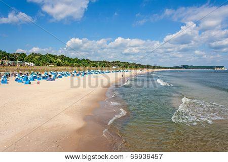 Göhren Beach, Rügen