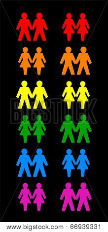 Gay Couples Black
