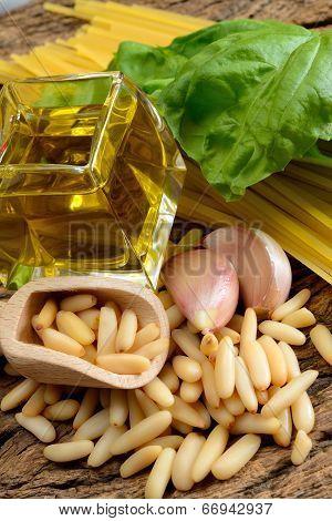 Ingredients By Pesto Genovese