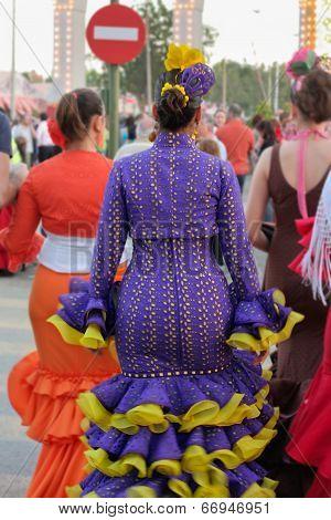 Seville Women In Colors