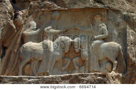 Naqsh-e Rostam, Tombs Of Persian Kings, Iran