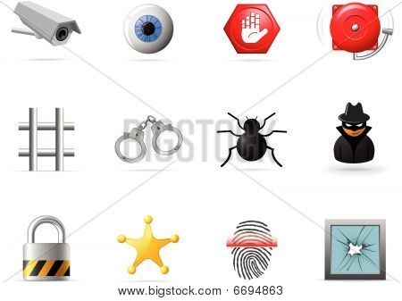 Security icons 1