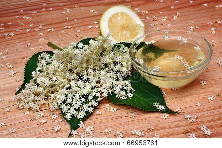 Elderberry Flower Syrup