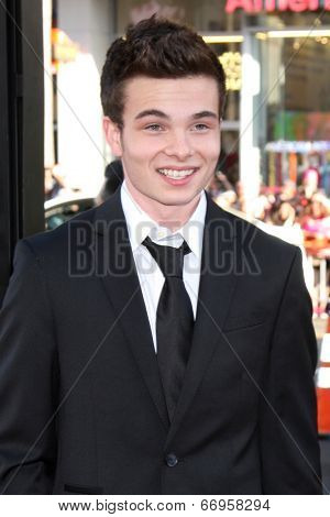 LOS ANGELES - JUN 17:  Noah Matthews at the HBO's