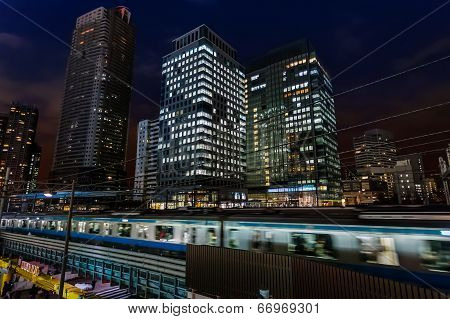 Hamamatsucho Station