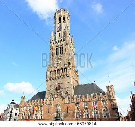 Belfort of Brugge