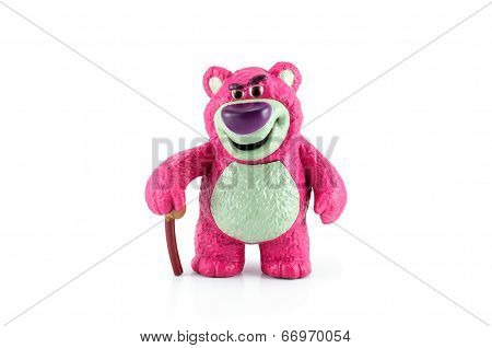 Lotso Bear Form Toy Story