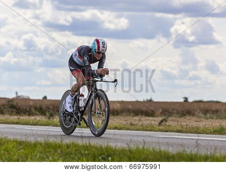 The Cyclist Christopher Horner