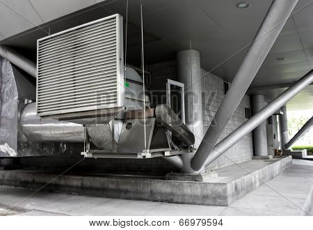 Building Air Conditioner