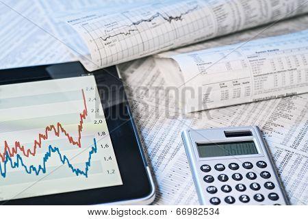 Stock Exchange Information