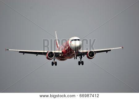 Air Asia airplane