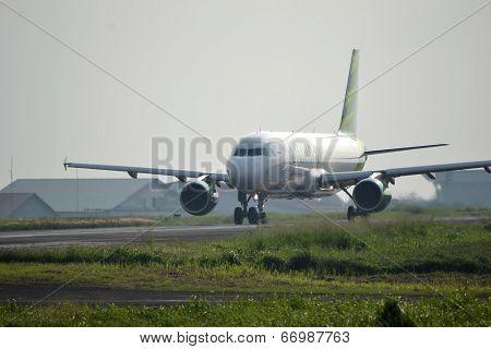 Citilink airplane