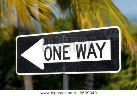 Hawaiin One Way