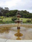 Gardens At Port Arthur Historic Site, Tasmania, Australia poster