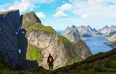 picture of lofoten  - Lofoten island - JPG