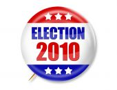 foto of upcoming  - Graphic icon for upcoming general elections in the USA for 2010 - JPG