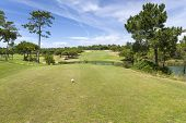 foto of vilamoura  - Golf course on south of Portugal Europe - JPG