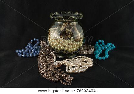 Pearls In Vase