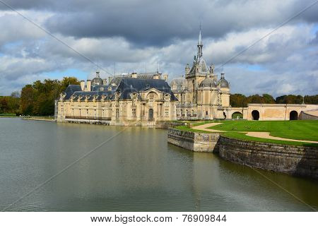 The Chateau de Chantilly