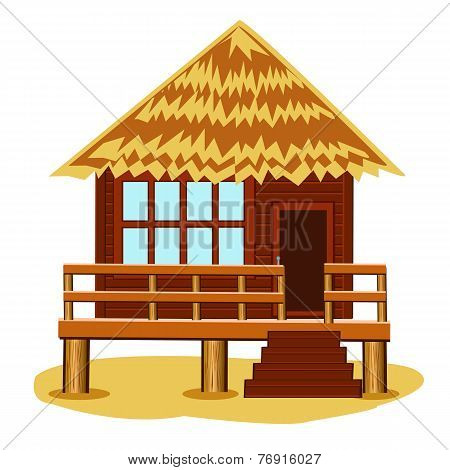 Bungalow On Pile