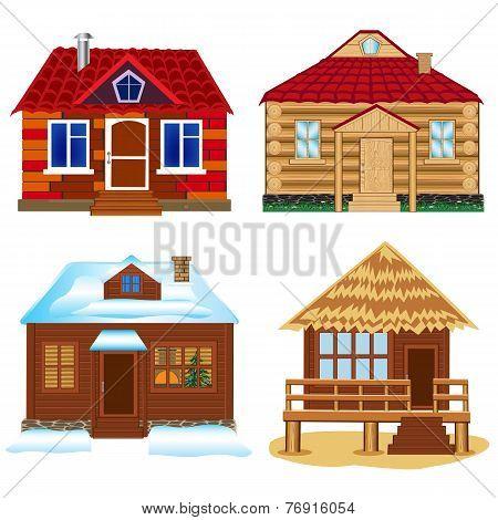 Four Buildings