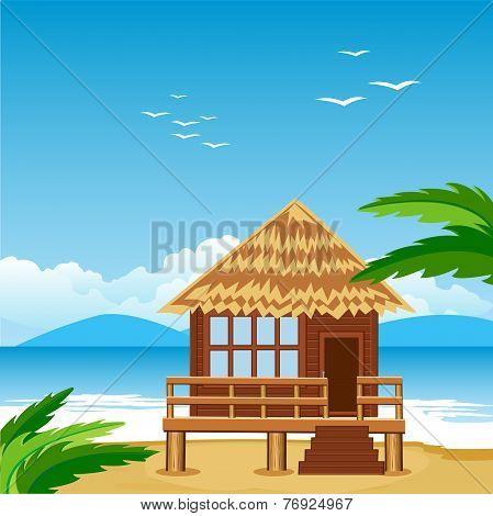 Lodge On Beach