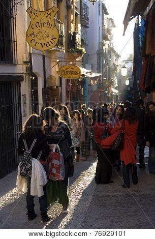 Tea Shops Street