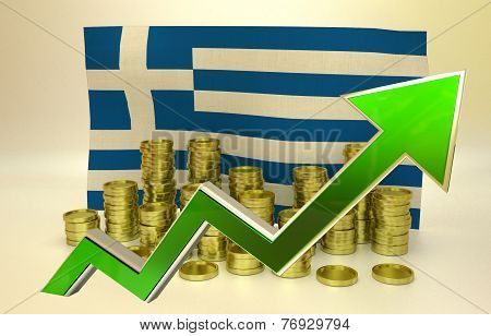 currency appreciation - Greek euro