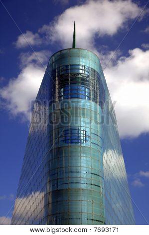 Edificio moderno en Manchester