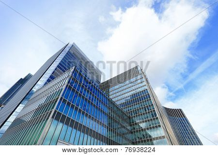 Business Building In London