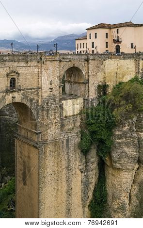 Puente Nuevo (new Bridge), Ronda, Spain