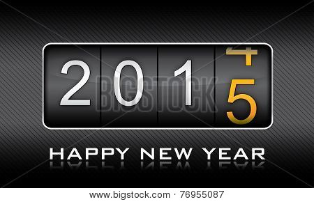 New Year 2015, Invitation, Countdown, Celebration