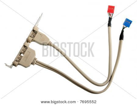 Cable For Outside-device Commutation