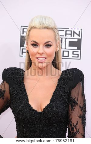 LOS ANGELES - NOV 23:  Katy Tiz at the 2014 American Music Awards - Arrivals at the Nokia Theater on November 23, 2014 in Los Angeles, CA