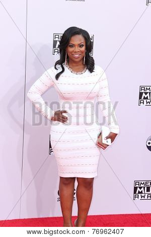 LOS ANGELES - NOV 23:  Kandi Burress at the 2014 American Music Awards - Arrivals at the Nokia Theater on November 23, 2014 in Los Angeles, CA