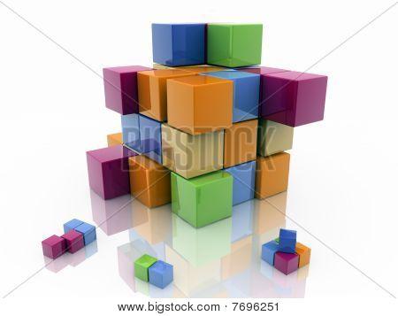 Cube Colors