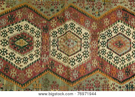 Traditional Handmade Turkish Carpet