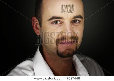 Code Bar Man