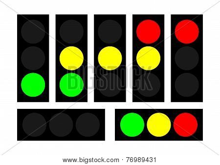 Minimal Traffic Lights